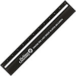 Plastic 12 Inch Rulers With Magnifying Glass